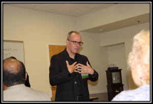 Photo of Bob Cargill by Marilyn Ewer, MKE Enterprises