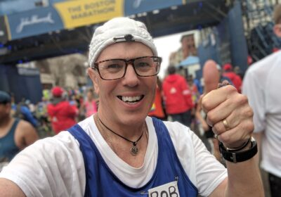 I'm Running the 2020 Virtual Boston Marathon